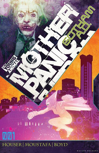Mother Panic – Gotham A.D. #1 (2018)