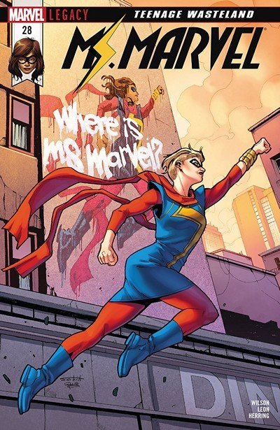 Ms. Marvel #28 (2018)
