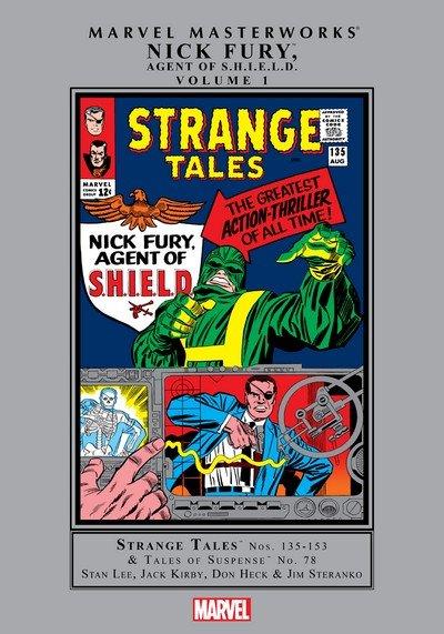 Nick Fury, Agent of S.H.I.E.L.D. Masterworks Vol. 1 – 3 (2007-2011)