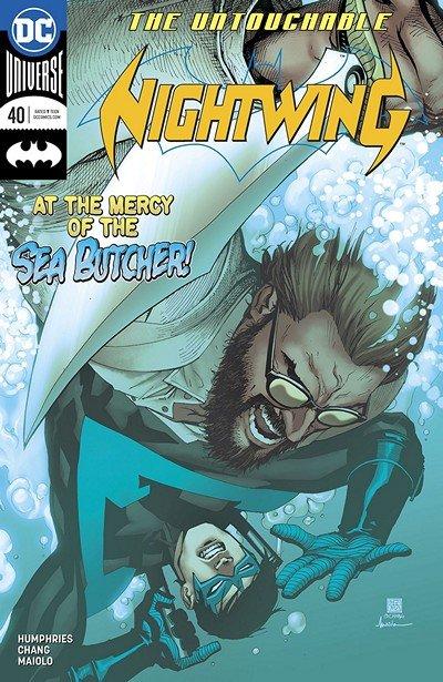 Nightwing #40 (2018)