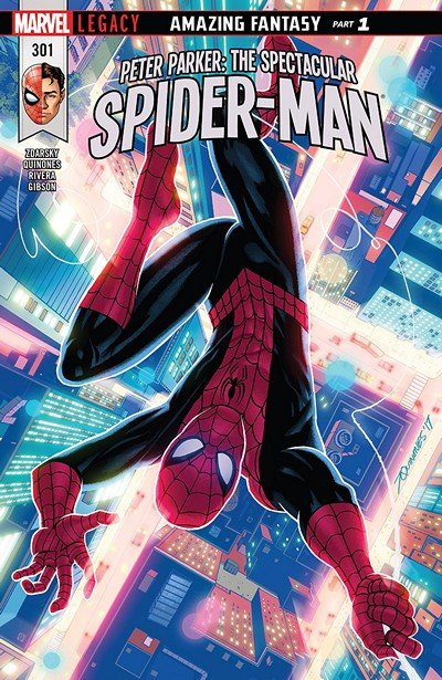 Peter Parker – The Spectacular Spider-Man #301 (2018)