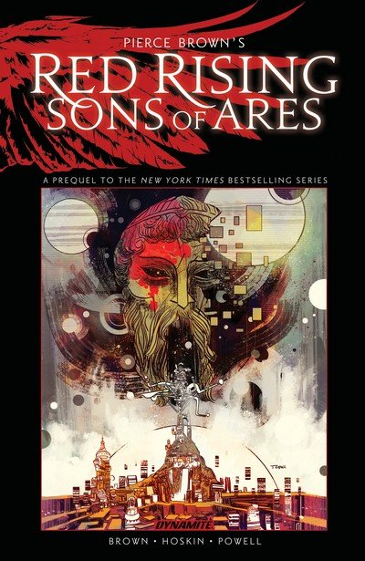Pierce Brown's Red Rising – Sons of Ares Vol. 1 (TPB) (2018)