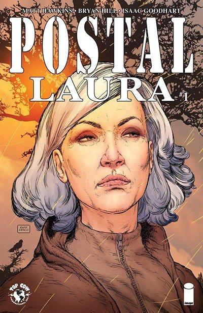 Postal – Laura #1 (2018)