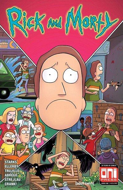 Rick And Morty #36 (2018)