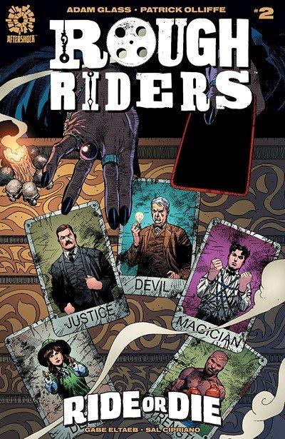 Rough Riders – Ride Or Die #2 (2018)