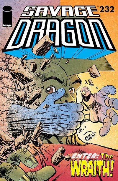 Savage Dragon #232 (2018)