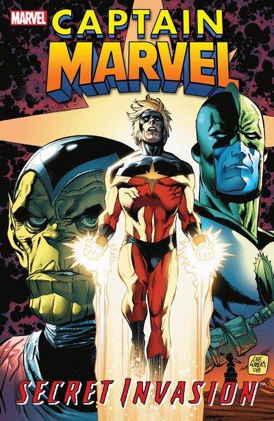Secret Invasion – Captain Marvel (TPB) (2009)