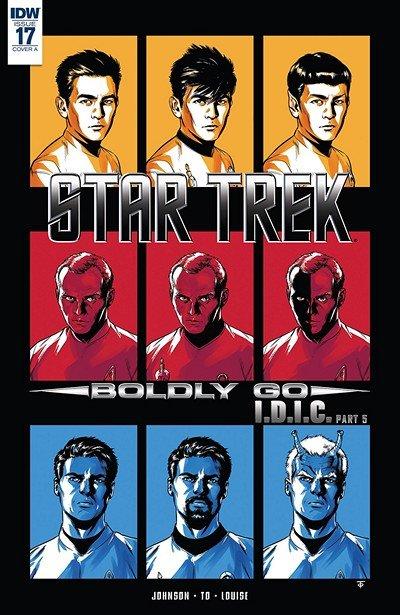 Star Trek Boldly Go #17 (2018)