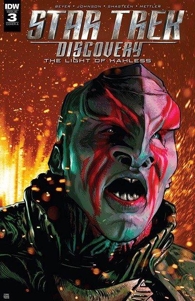Star Trek – Discovery #3 (2018)