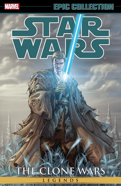Star Wars Legends Epic Collection – The Clone Wars Vol. 2 (2018)
