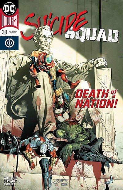 Suicide Squad #38 (2018)