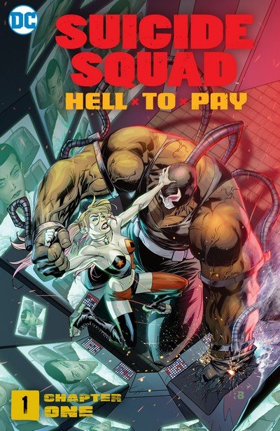 Suicide Squad – Hell to Pay #1 (2018)