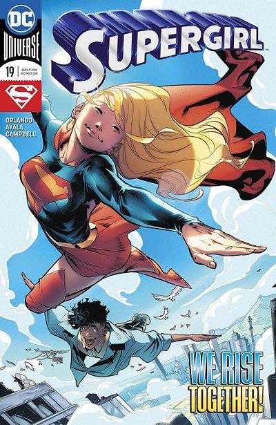 Supergirl #19 (2018)
