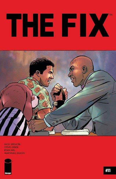 The Fix #11 (2018)