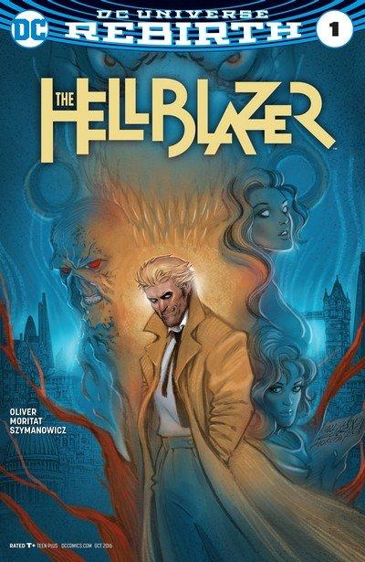 The Hellblazer – Rebirth #1 + #1 – 24 (2016-2018)