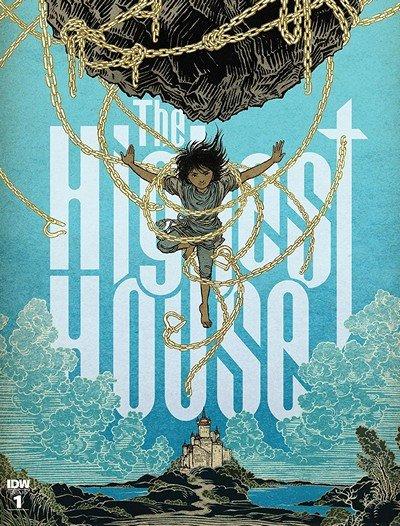 The Highest House #1 (2018)