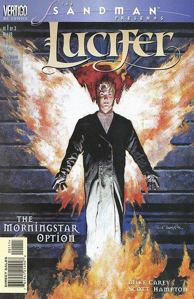 The Sandman Presents – Lucifer #1 – 3 (1999)