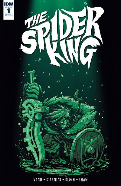 The Spider King #1 (2018)