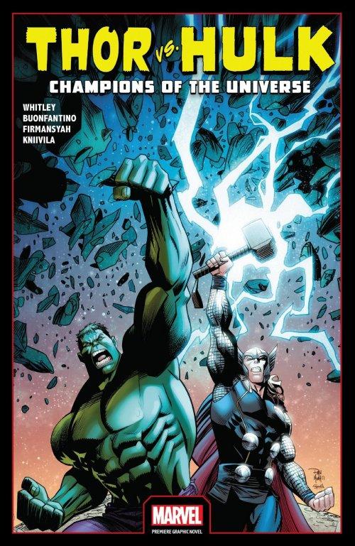 Thor vs. Hulk – Champions of the Universe (TPB) (2018)