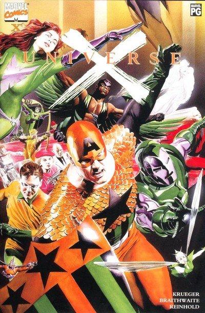 Universe X #X (2001)