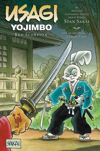 Usagi Yojimbo Book 28 – Red Scorpion (2014)