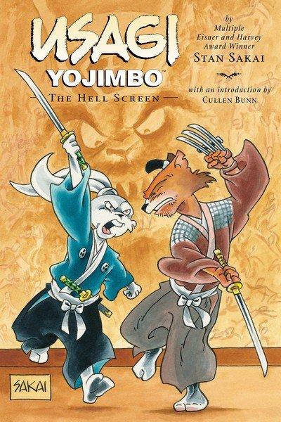 Usagi Yojimbo Book 30 – Thieves and Spies (2016)
