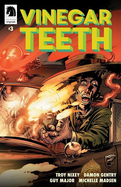 Vinegar Teeth #3 (2018)