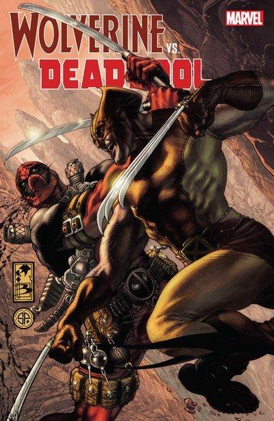 Wolverine vs. Deadpool (TPB) (2017)
