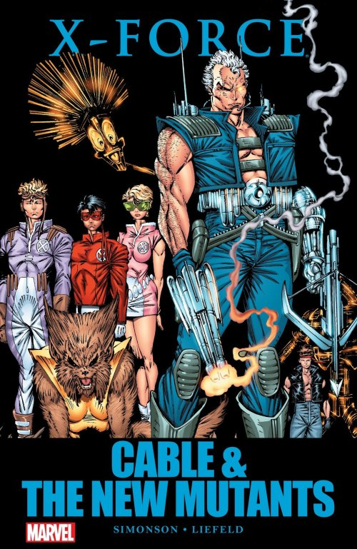 X-Force – Cable & the New Mutants (TPB) (2011)