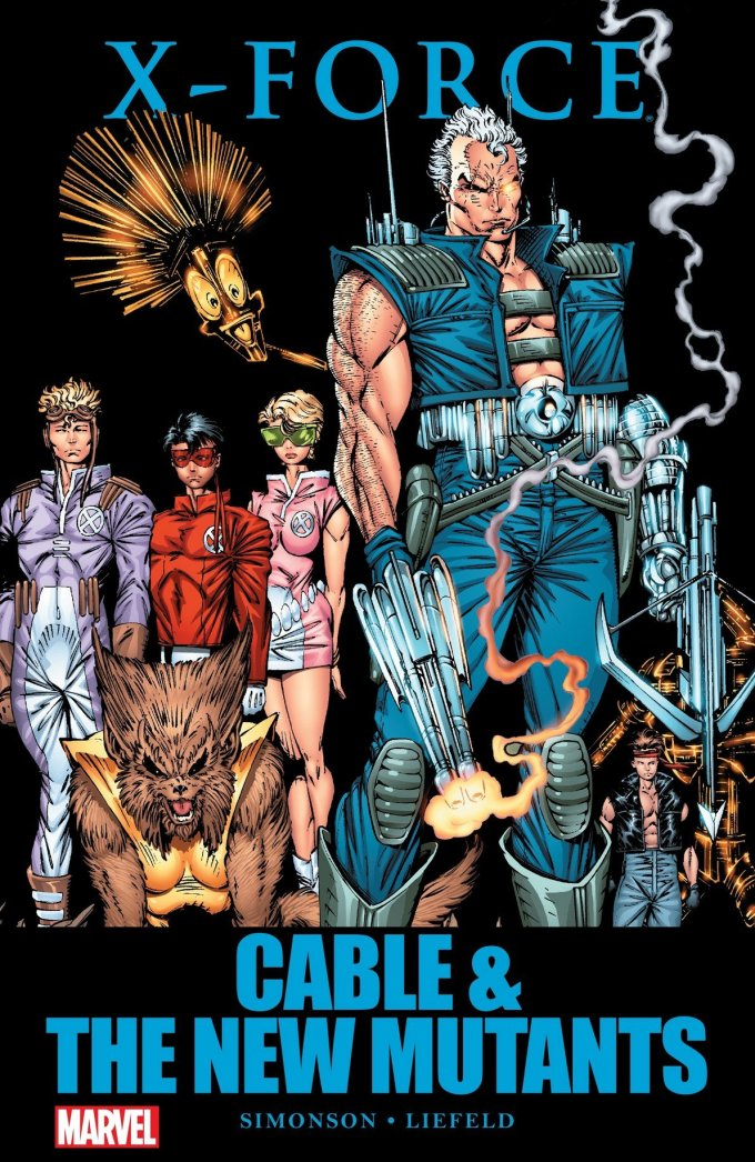 X-Force – Cable & the New Mutants (2011)