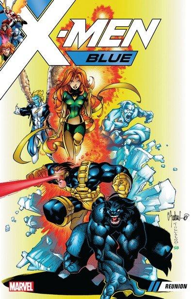 X-Men Blue Vol. 0 – Reunion (TPB) (2018)