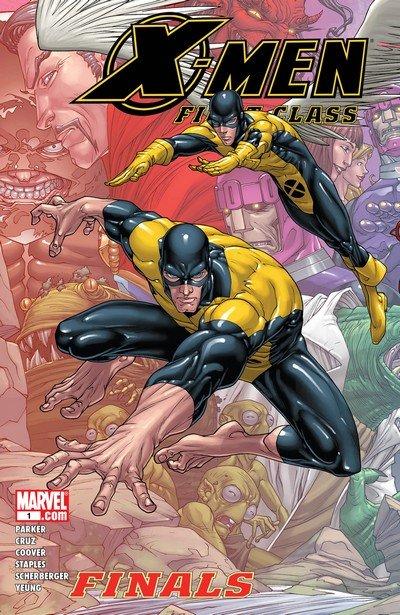 X-Men – First Class Finals #1 – 4 + TPB (2009 + 2019)