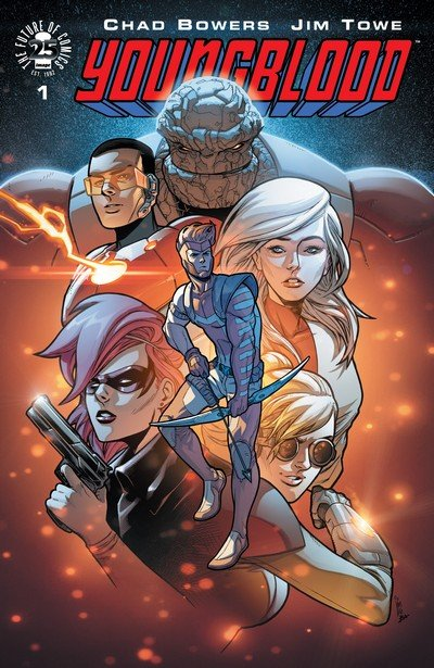 Youngblood #1 – 10 (2017-2018)