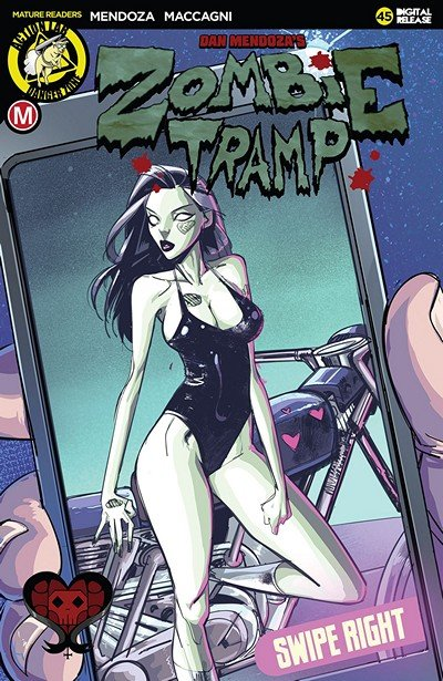 Zombie Tramp #45 (2018)