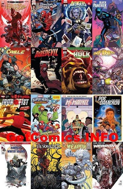 2018.04.18 Marvel Week+