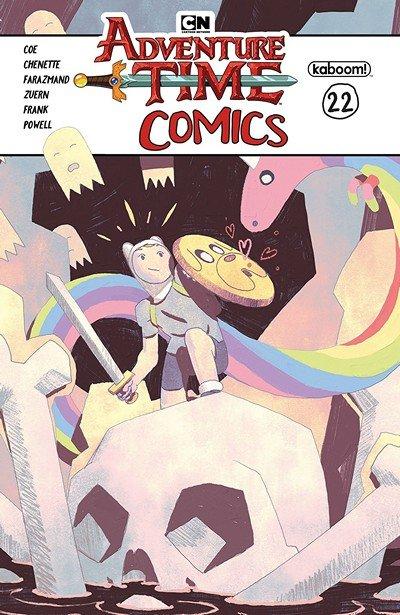 Adventure Time Comics #22 (2018)