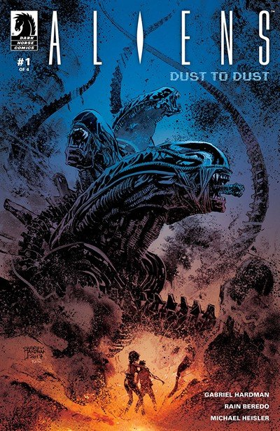 Aliens – Dust To Dust #1 (2018)