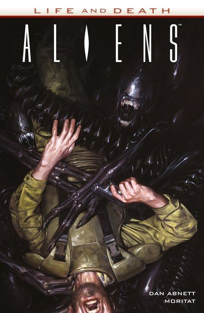Aliens comics collection