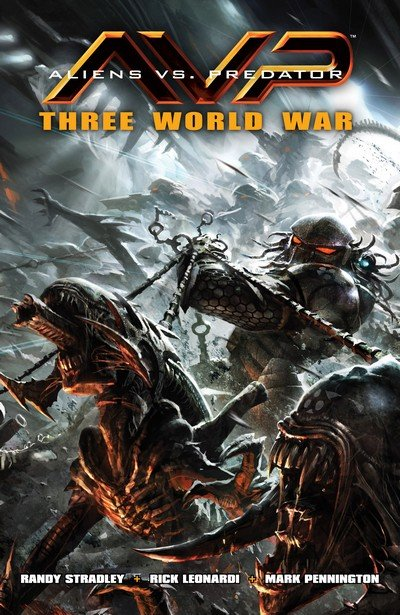 Aliens vs. Predator – Three World War (TPB) (2011)