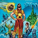 Aquaman – The Atlantis Chronicles (1990) – The Deluxe Edition (TPB) (2017)