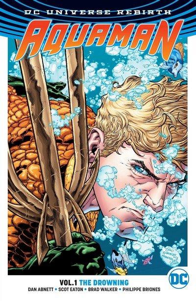 Aquaman Vol. 8 (Rebirth TPB) – Vol. 1 – 6 (2016-2018)