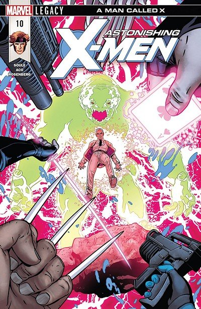 Astonishing X-Men #10 (2018)