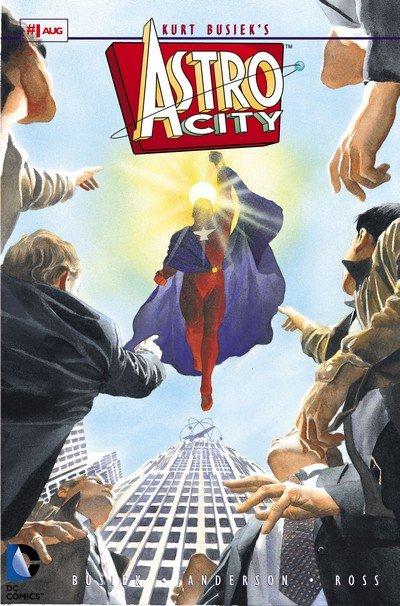 Astro City Vol. 1 – 3 + Specials + Extras (2003-2018)