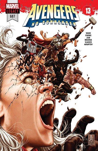 Avengers #687 (2018)