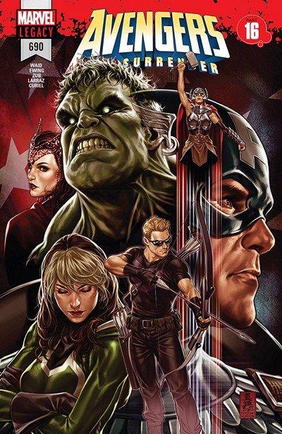 Avengers #690 (2018)