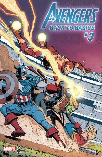 Avengers – Back to Basics #3 (2018)