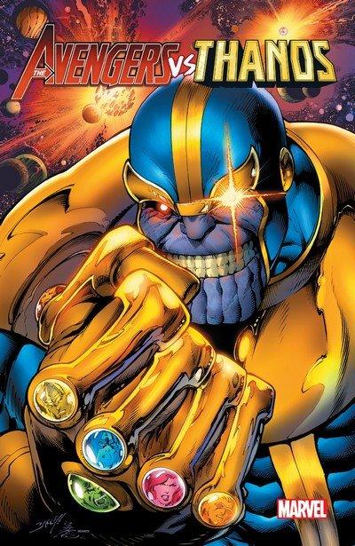 Avengers vs. Thanos (TPB) (2018)