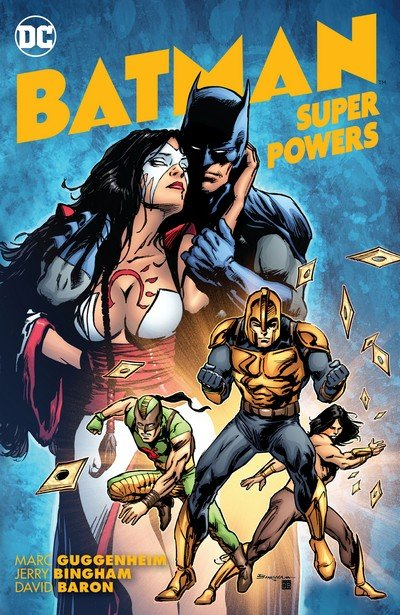 Batman – Super Powers (TPB) (2018)