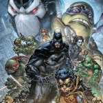 Batman – Teenage Mutant Ninja Turtles II #1 – 6 (2018)