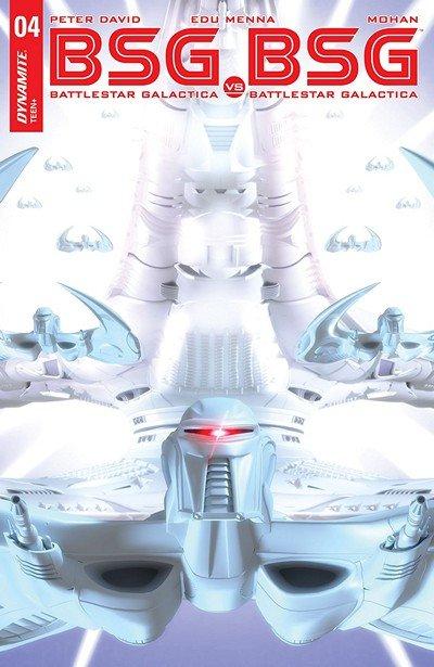 Battlestar Galactica Vs. Battlestar Galactica #4 (2018)